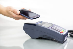 Customers and Mobile Phone Payment IMG