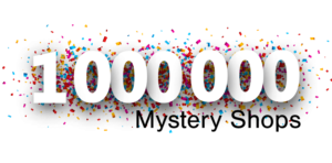 1,000,000 Mystery Shops